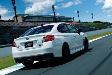 Subaru viert verjaardag STI met WRX RA-R