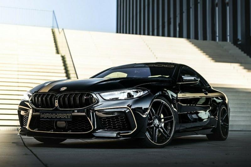 BMW M8 Competition Manhart MH8