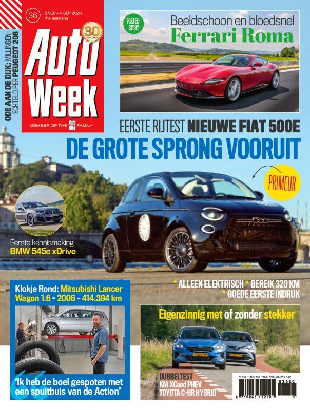 AutoWeek 36 2020