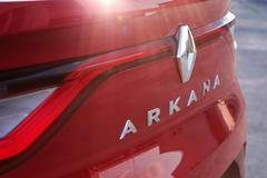 Nieuwe cross-over Renault heet Arkana