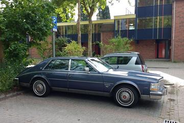 In het wild: Cadillac Seville (1983)