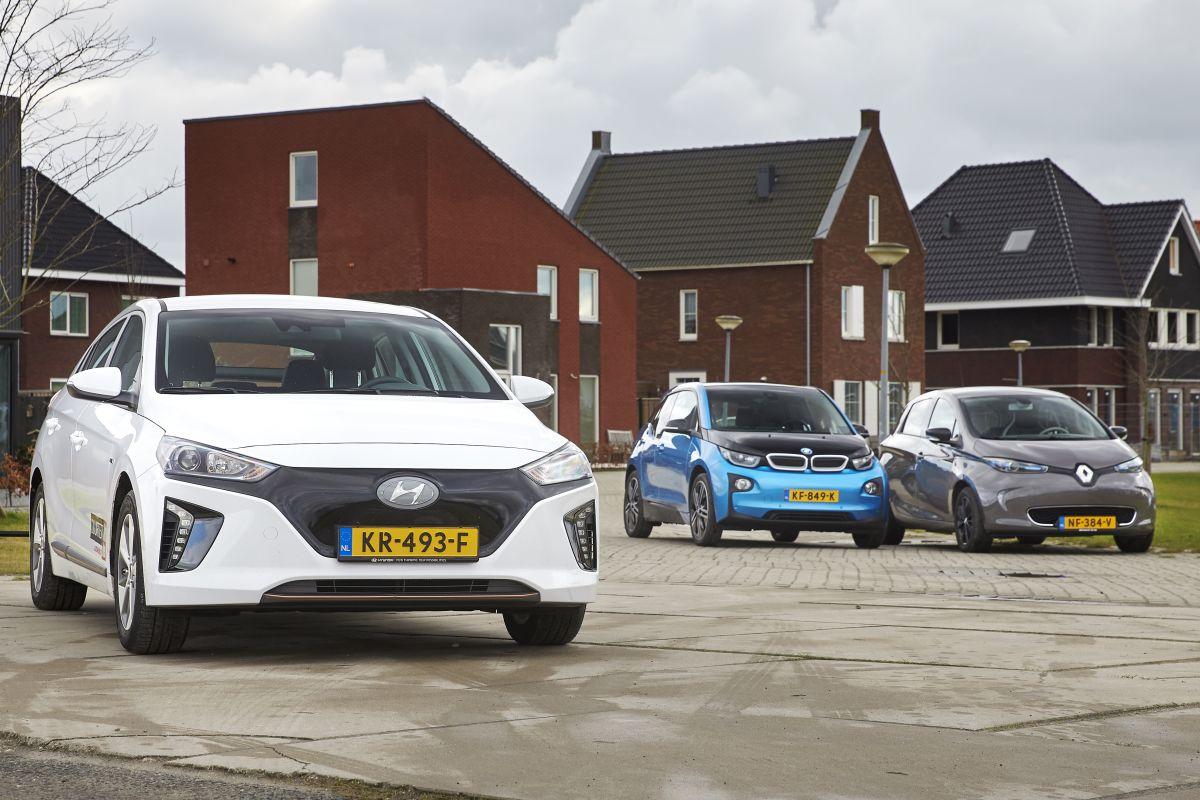 Elektrisch Rijden Autoweek Nl