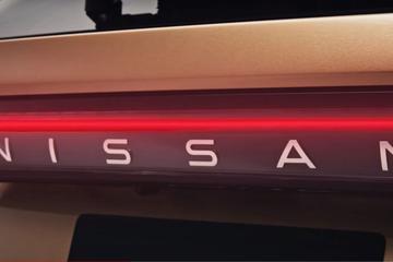 Nissan Ariya klaar voor onthulling