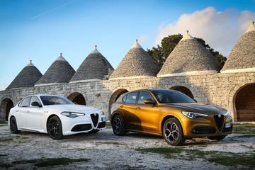 Prijzen vernieuwde Alfa Romeo Giulia en Stelvio bekend