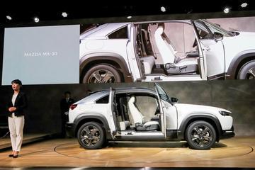 Dít is de Mazda MX-30