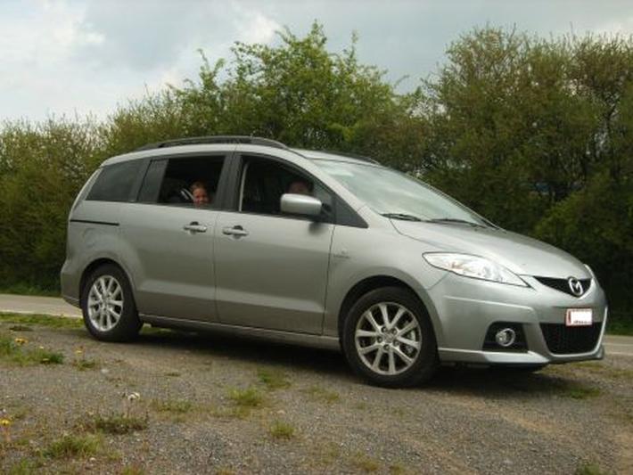 Mazda 5 2.0 CiTD lp Family Edition (2010)