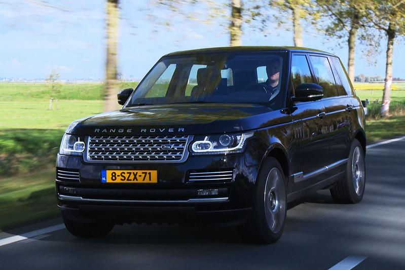Rij-impressie - Range Rover Long Wheel Base
