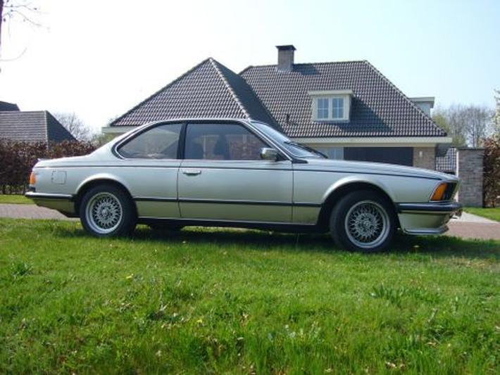 BMW 635 CSi (1983)