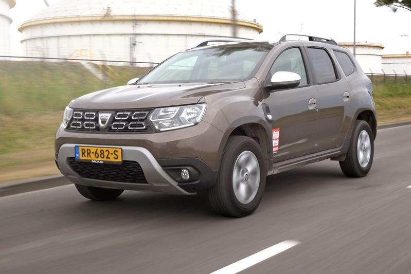 Dacia Duster - Welkom Duurtest