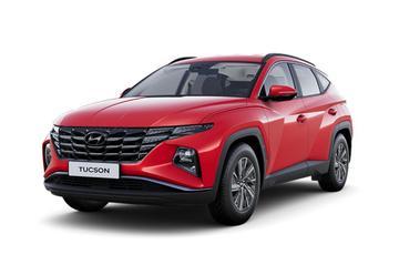 Hyundai Tucson - Back to Basics