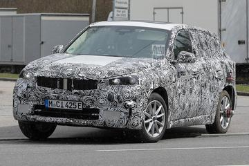 Elektrische BMW iX1 gesnapt