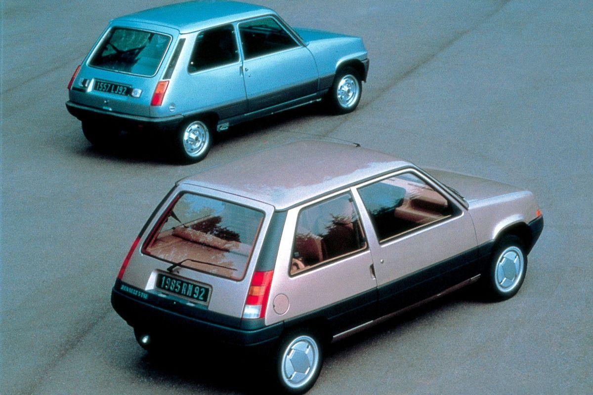 Renault 4 en 5