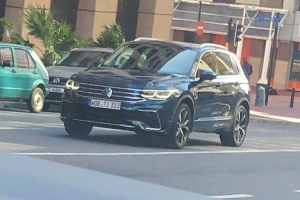 Volkswagen Tiguan krijgt Golf-front