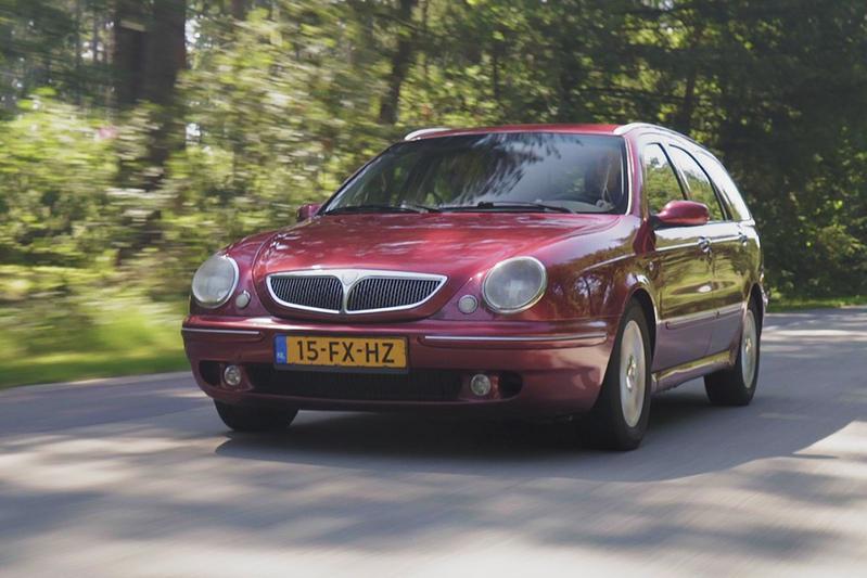 Lancia Lybra 1.9 JTD - 2000 – 982.363 km - Klokje Rond