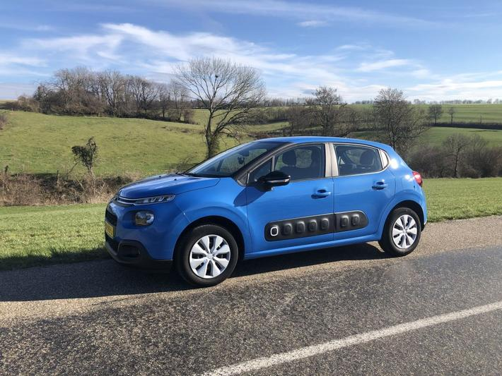 Citroen C3 PureTech 82 108g Feel (2018)