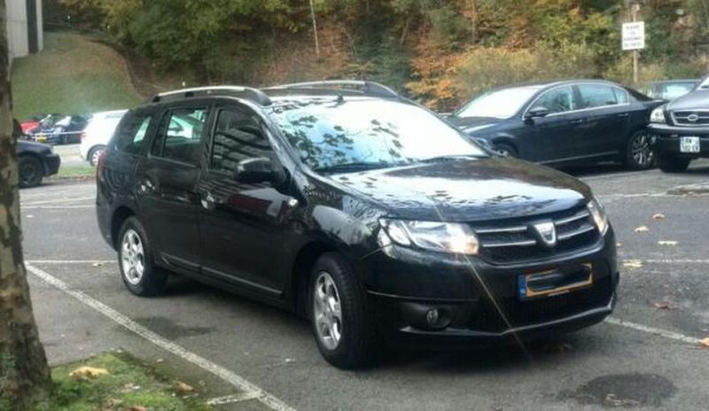 Dacia Logan MCV TCe 90 Prestige (2014) #9