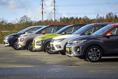Europese autoverkopen gaan vooruit