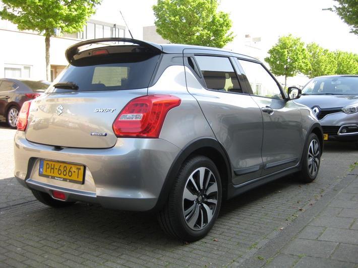 Suzuki Swift 1.2 Smart Hybrid Stijl (2017)