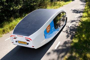Stella Vita: camper op zonne-energie