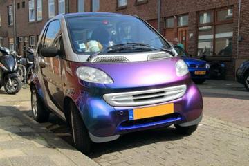 Smart city-coupé smart  passion 55pk (2000)