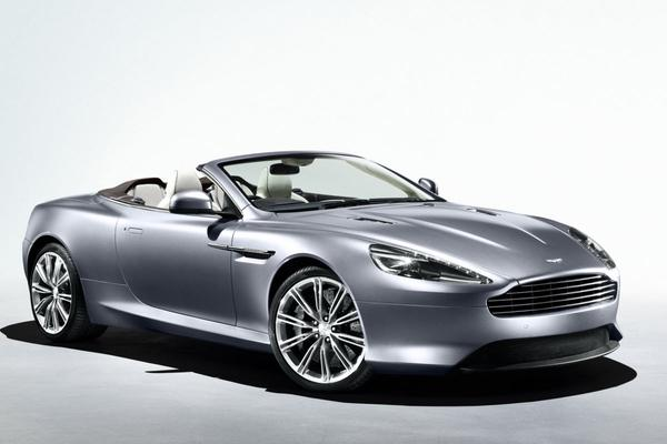 Facelift Friday: Aston Martin DB9