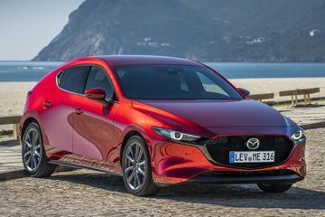 Mazda 3 SkyActiv-X 2.0 180 (2019)