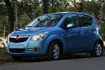 Opel Agila 1.2 Enjoy (2008)