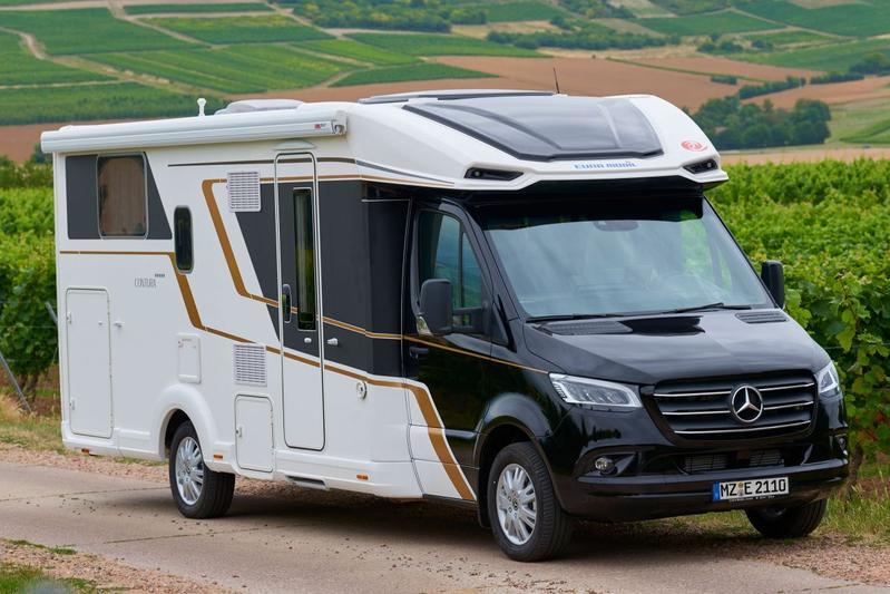 Eura Mobil Contura Mercedes-Benz Sprinter