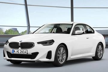 BMW 2-serie Coupé - Back to Basics