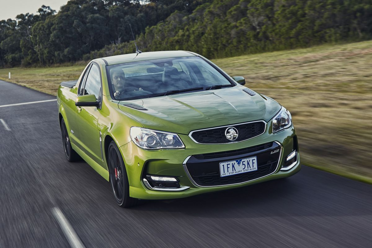 Holden Commodore krijgt nieuwe V8 met 414 pk   Autonieuws ...