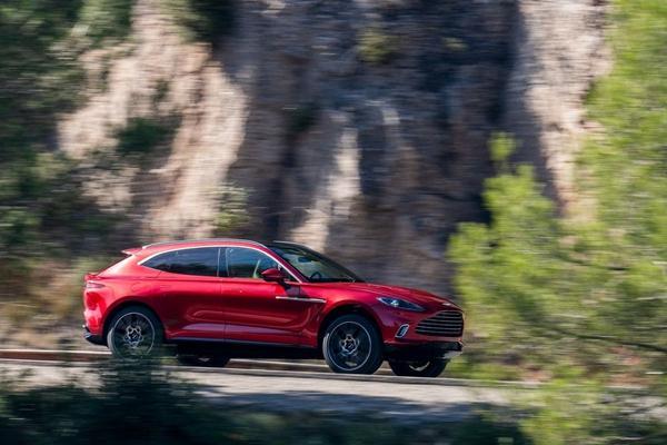 Aston Martin: aandeelhouders staan achter ons