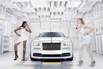 De Persplaat: Rolls-Royce Wraith