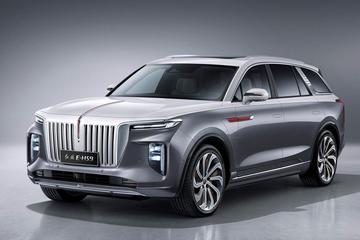 Hongqi E-HS9 is elektrische top-SUV