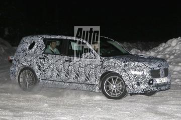 Voor het eerst gesnapt: Mercedes-Benz GLB-klasse