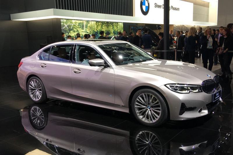 BMW 3-serie L