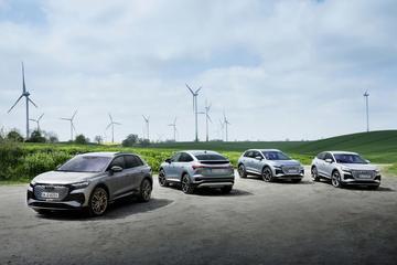 Audi: vanaf 2026 alleen nieuwe elektrische modellen