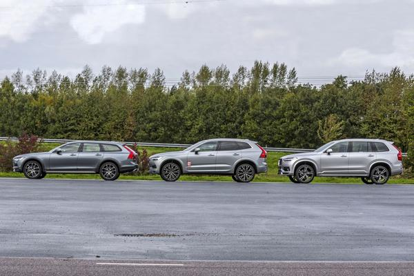 Volvo breekt verkooprecord