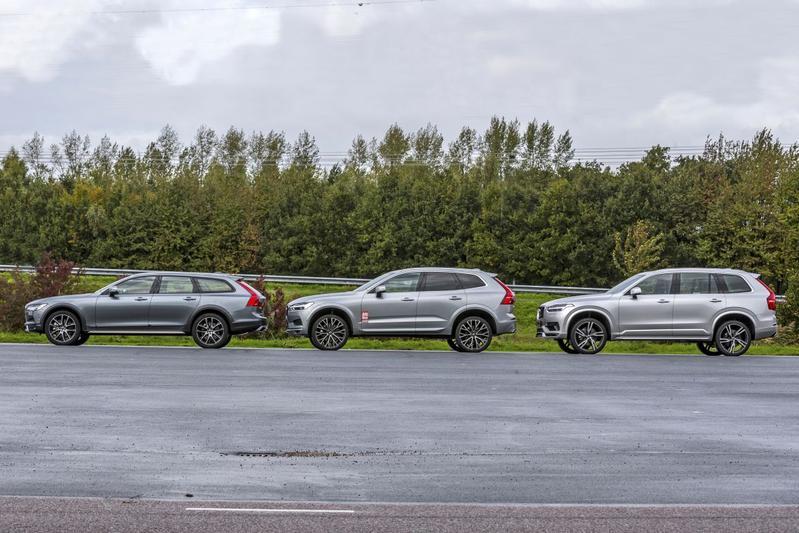 Volvo XC cross-over cross country XC60 XC90 V90