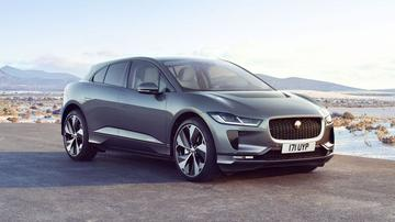 Jaguar I-Pace EV400 First Edition (2018)