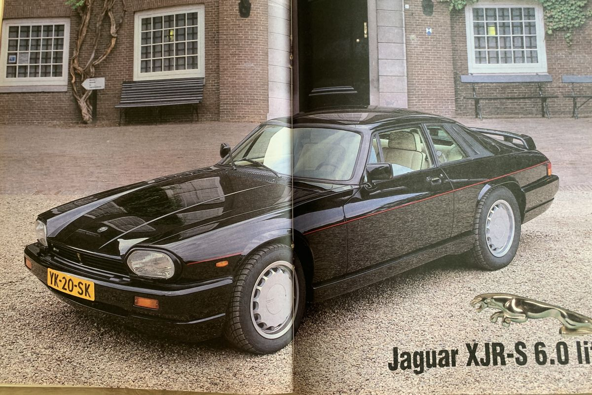 AutoWeek 1990 nummer 33