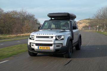 Eindejaarsvideo - Frank - Land Rover Defender