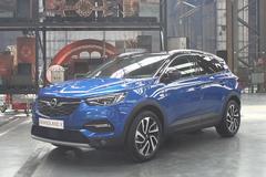 Eerste kennismaking Opel Grandland X