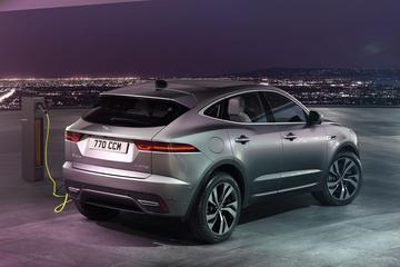 Overzicht: prijzen nieuwe Jaguar E-Pace