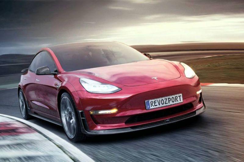 RevoZport doet Tesla Model 3