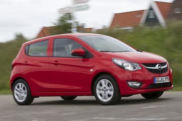 Opel Karl fors duurder