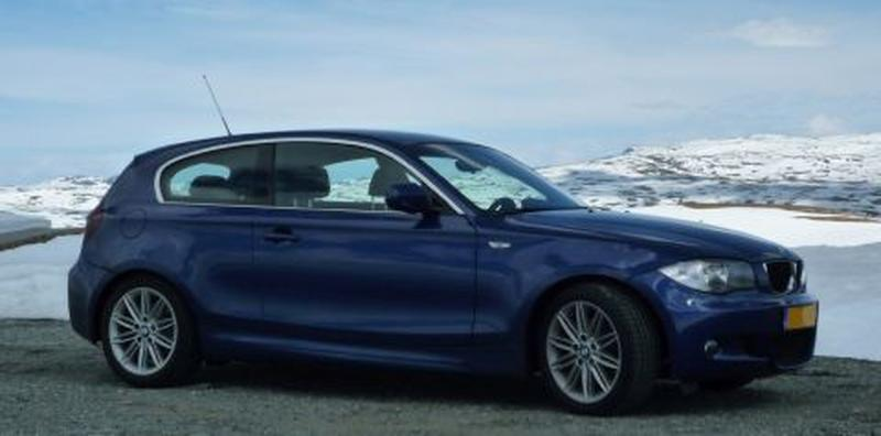 BMW 118d Corporate Lease (2010)