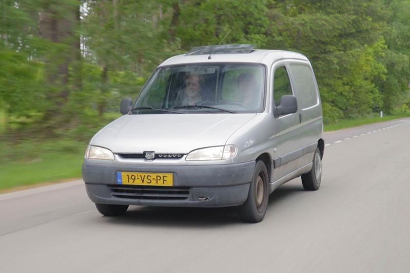 Peugeot Partner 1.9D - 2000 – 999.999 km - Klokje Rond