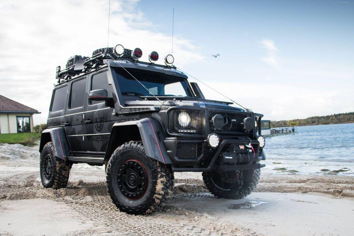 Nieuw vervoer van jon olsson lord hans autonieuws for M and g motors