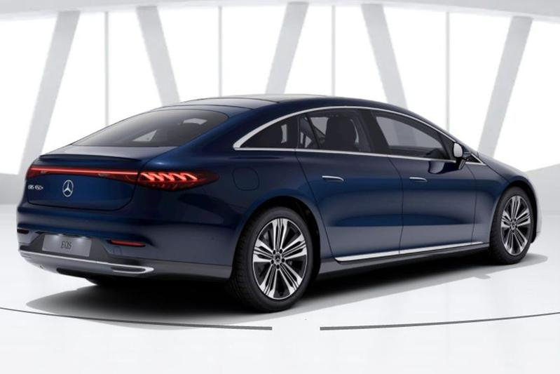 Back to Basics Mercedes-Benz EQS