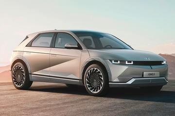 Elektrische Hyundai Ioniq 5 gepresenteerd